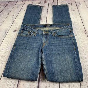 Levi's Junior's 524 Too Superlow Jeans Skinny 3M